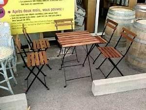 Mobilier Jardin Ikea : beau salon de jardin ikea dijon ~ Teatrodelosmanantiales.com Idées de Décoration