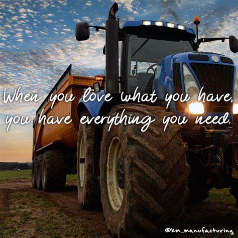 tractor  farming quotes sayings  signs