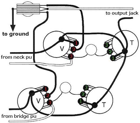 mod garage decouple your les paul s volume controls 2014 07 18 premier guitar