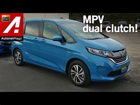 Honda Freed Hybrid 2018 Review & First Drive Test By