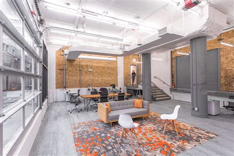 A Tour Of Level Office's Chicago Coworking Space