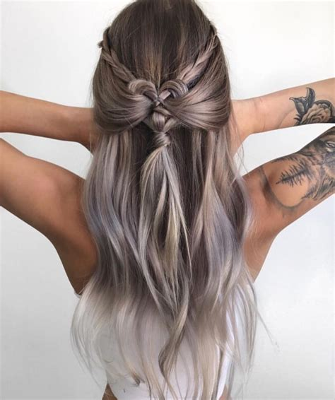 hottest ombre hair color combinations