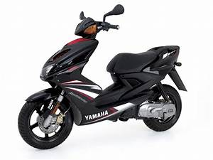 2007 Yamaha Aerox R Scooter Pictures  Specifications