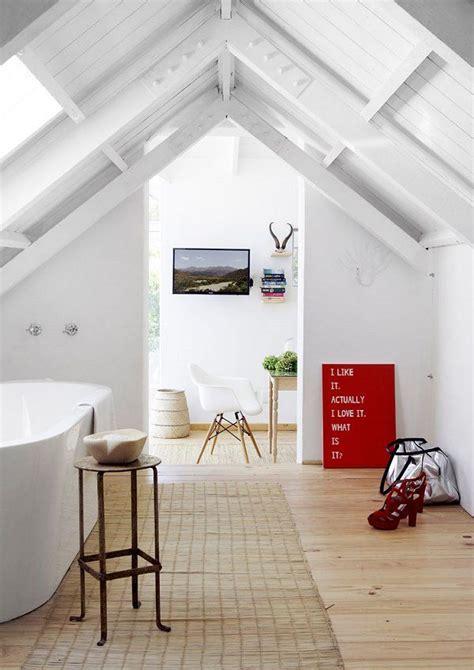 practical attic bathroom design ideas digsdigs