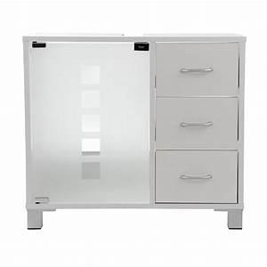 Waschtischunterschrank Mit Schubladen : waschtischunterschrank mit 3 schubladen in wei waschtisch unterschrank waschmaschinenschrank ~ Indierocktalk.com Haus und Dekorationen
