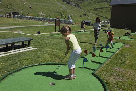 mini golf de bureau mini golf vall de núria