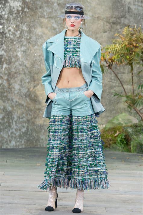 Chanel Spring 2018 Ready To Wear Fashion Show Chanel