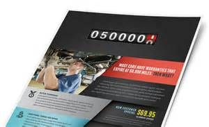 brochure template free microsoft word automotive transportation marketing brochures flyers