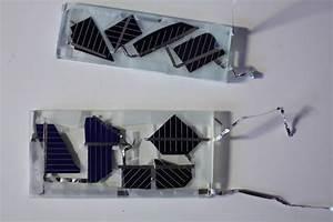 Solarzelle Selber Bauen : mini solarpanel aus solarzellenbruch bauen ~ Buech-reservation.com Haus und Dekorationen