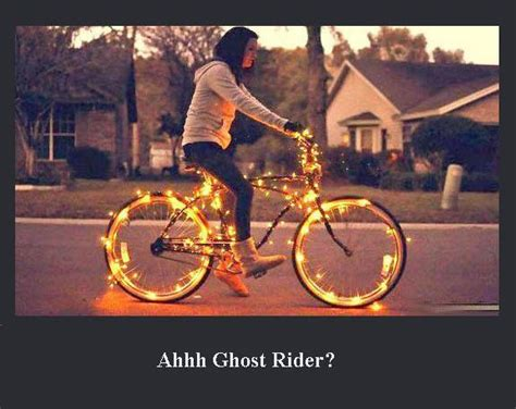 Funny Ghost Rider, Ghost Rider