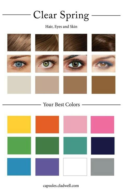 color me beautiful quiz pin by julyana on color types and palletes color