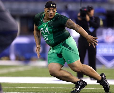 danny shelton  worked     nfl draft moment