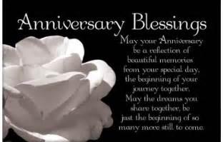 anniversary blessings