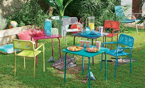 table salon de jardin alinea qaland com