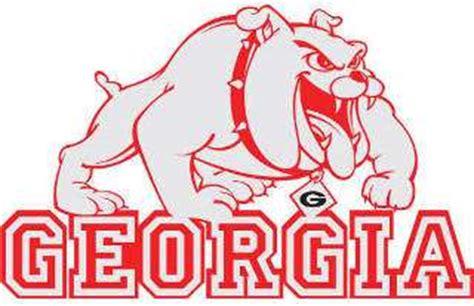 georgia bulldog mascot signtorch turning images