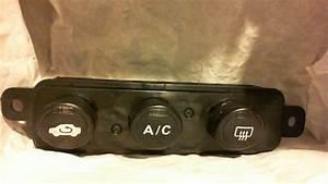 Honda Civic Climate Control Buttons 2001 2002 2003 2004 Acura El 01 02 03 04 05