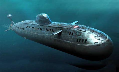 kapal selam tercepat   dibangun