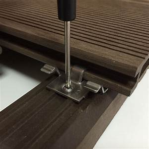 Pose Lame Terrasse Composite : pose de lame composite comment poser des lames de ~ Premium-room.com Idées de Décoration