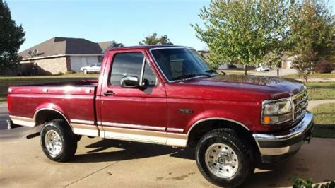 1996 Ford F 150 Specifications by 1996 Ford F 150 Eddie Bauer Edition Daily Driver No