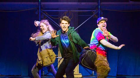 Lightning In A Bottle New Percy Jackson Musical Causes