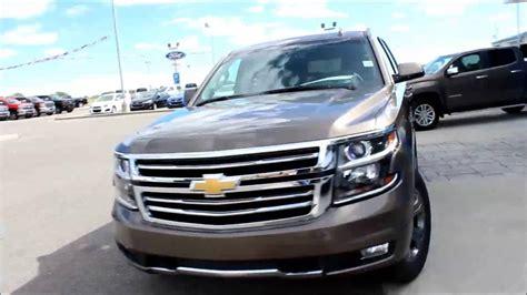 Browns Chevrolet by 2016 Brown Chevrolet Tahoe Lt 4wd Calgary Lethbridge
