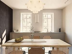 Simple, And, Minimalist, Apartment