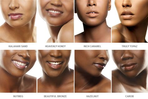 Shade Of For Skin Tone by Shades Of Health Discoveries