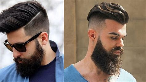 10 best new hairstyles for men 30 best men beard style