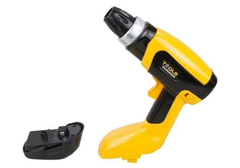 battery operated drill screwdriver  accessories