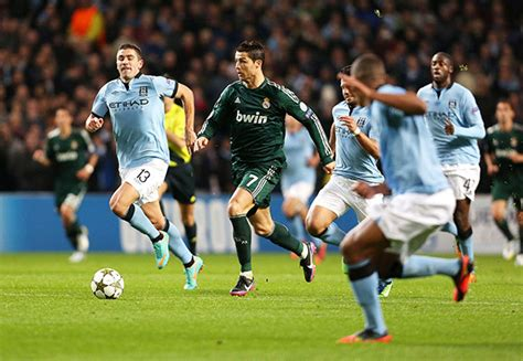 video real madrid  manchester city  stream
