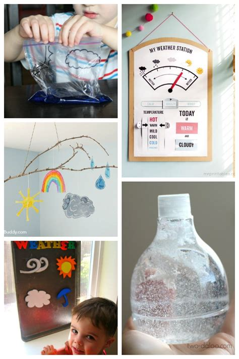fun weather activities  crafts    family