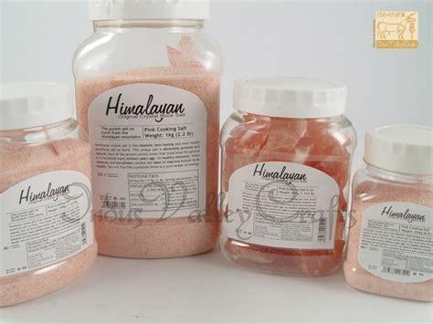 Himalayan Salt L Jakarta by Himalayan Pink Salt Edible Salt Table Salt Buy