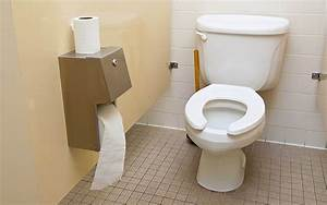 This Is Why Public Toilet Seats Are Shaped Like A U