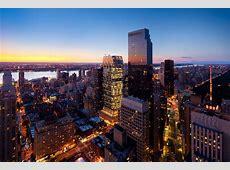 New York City at Night by Evan Joseph HomeDSGN
