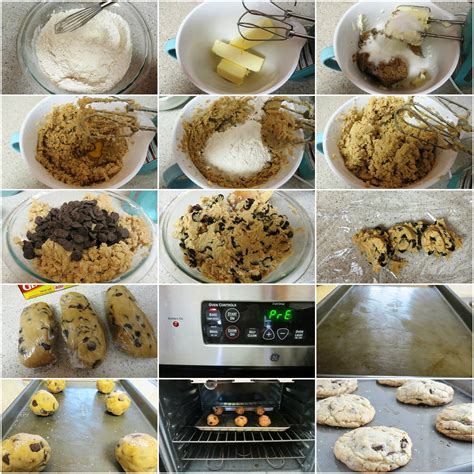 york times chocolate chip cookies honey whats