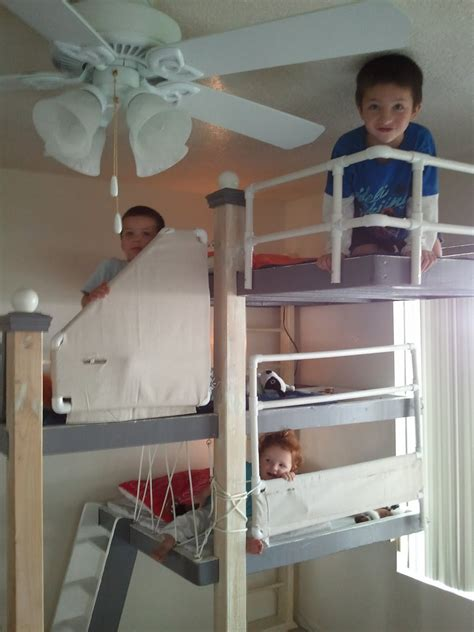 browns branching   bunk beds