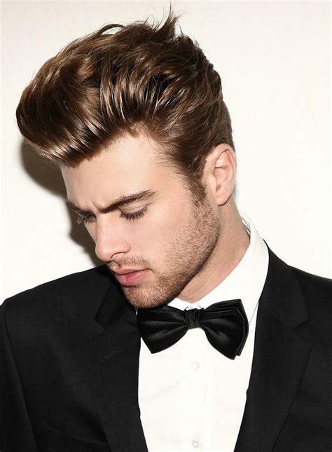 coupe de cheveux homme coupe homme degrade cheveux epais