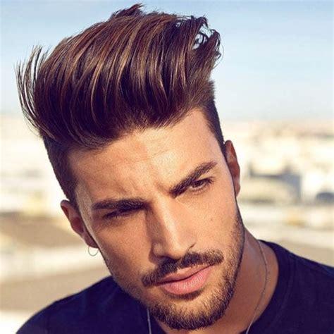 pompadour fade haircuts  guide