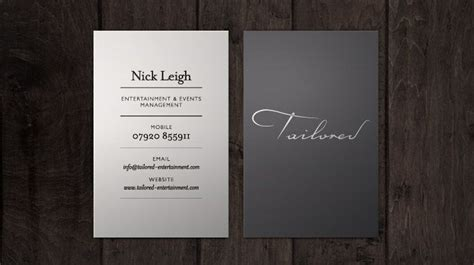 event management business cards oxynuxorg