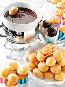Dips Zum Fondue : doughnut hole fondue pick up doughnut holes for your next ~ Lizthompson.info Haus und Dekorationen