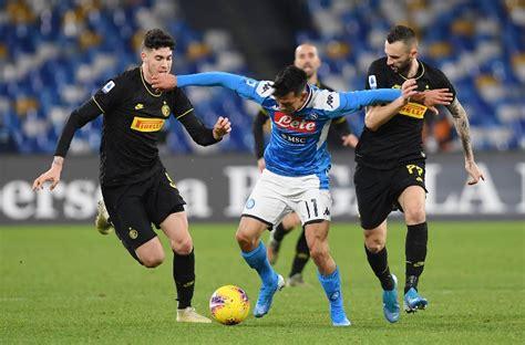 Napoli x Inter de Milão: saiba como assistir ao jogo da ...