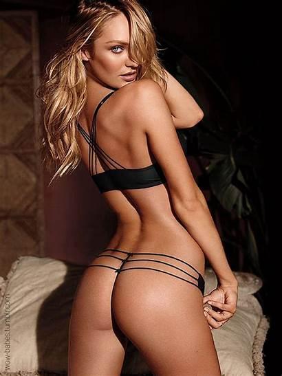 Candice Victoria Secret Swanepoel Lingerie Tanga Babes
