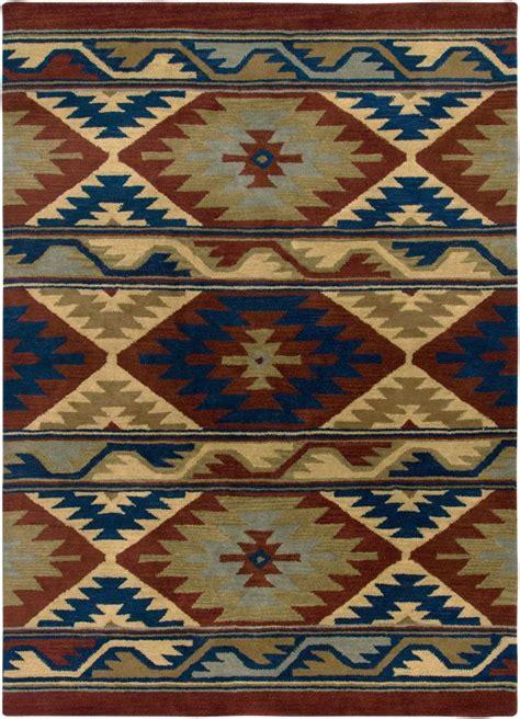 southwestern area rugs southwestern rizzy rugs southwest wool