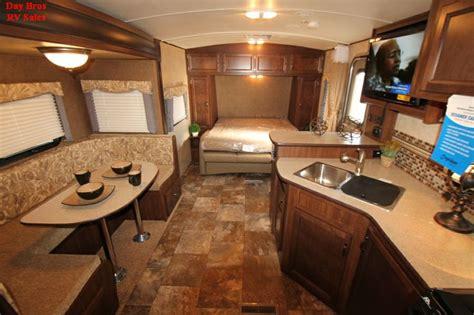 2014 Holiday Rambler Aluma Lite 238 Bhs Travel Trailer Rv Slide Out Bunk House