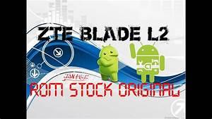 Rom Stock Original Zte Blade L2  Review   Descarga
