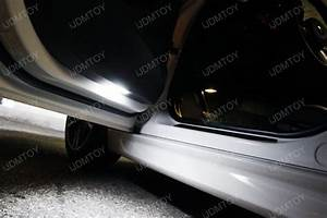 Installation Guide For The Error Free Bmw Led Under Door Lights