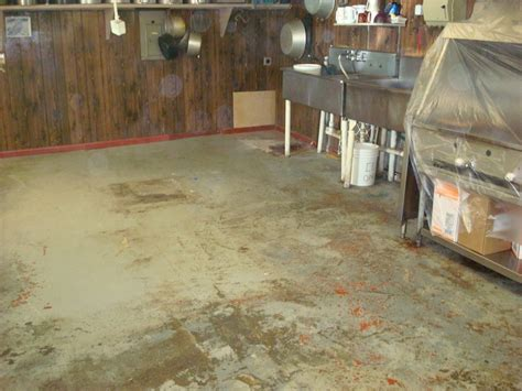 epoxy flooring restaurant epoxy floor coatings epoxy floor coating in restaurant kitchen