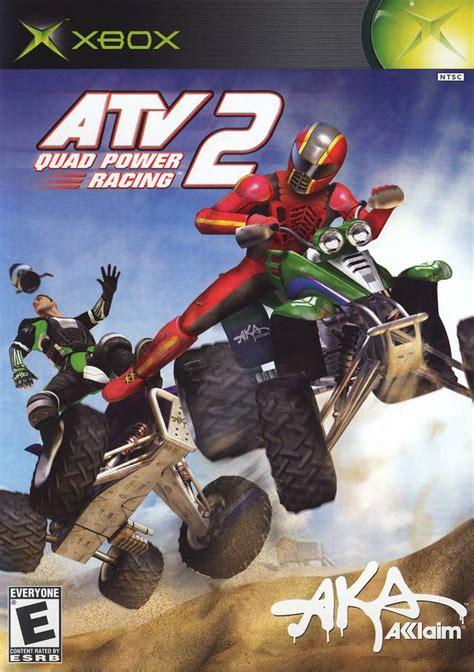 atv quad power racing  xbox