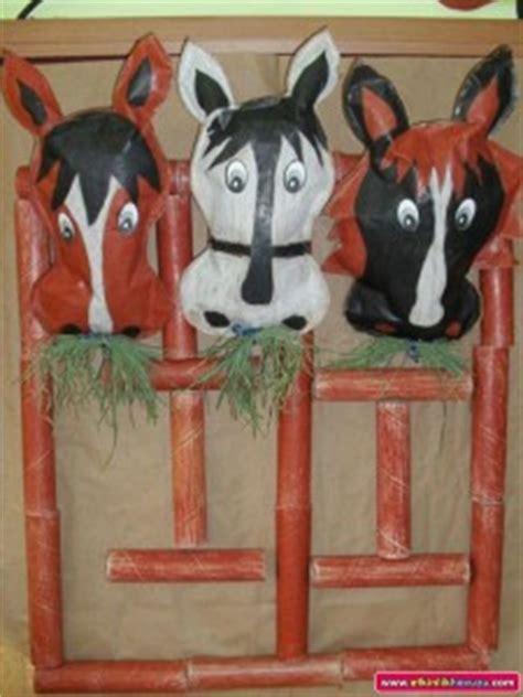 horse craft idea  kids crafts  worksheets