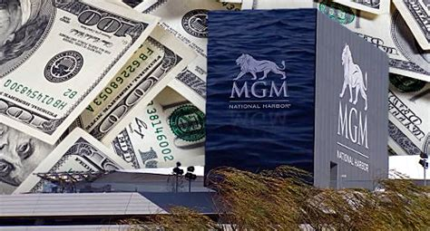 mgm national harbor table games mgm 39 s maryland casino national harbor sets new revenue